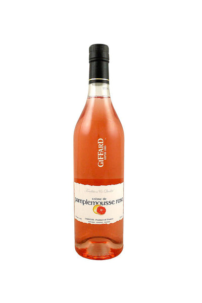 Giffard, Creme de  Pamplemousse Rose (Pink Grapefruit) Liqueur, France 750mL