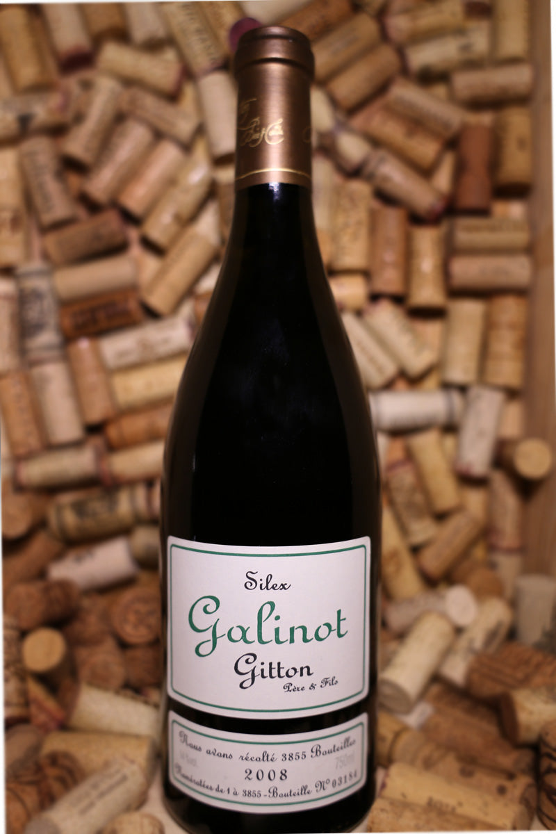 Gitton Pere & Fils Silex Galinot Sancerre, France 2008 - The Corkery Wine & Spirits