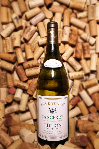 Gitton Pere & Fils Les Romains Sancerre, France 2015 - The Corkery Wine & Spirits
