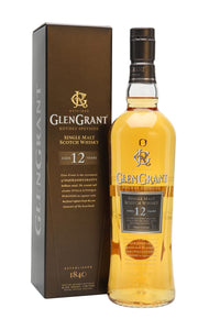 Glen Grant Scotch Single Malt 12 Year - The Corkery Wine & Spirits