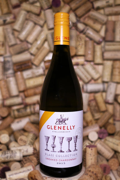 Glenelly Stellenbosch Chardonnay Glass Collection Western Cape South Africa 2015