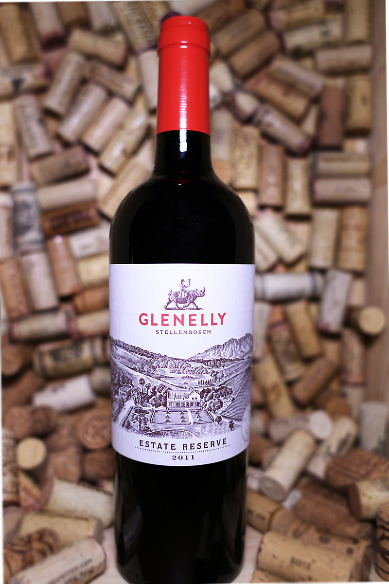 Glenelly Estate Reserve Red Stellenbosch, South Africa 2011 - The Corkery Wine & Spirits