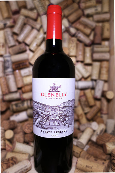 Glenelly Estate Reserve Red Stellenbosch, South Africa 2011