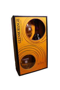 Glenmorangie The Original 10 Year Highland Single Malt Scotch (gift set with two glasses) 750mL