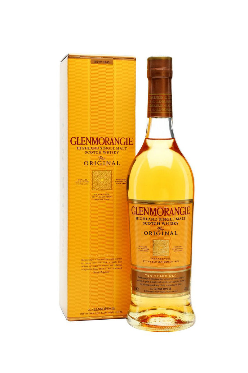 Glenmorangie The Original 10 Year Highland Single Malt Scotch 1 Liter
