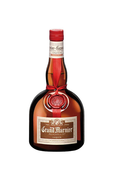 Grand Marnier Cordon Rouge, Orange Liqueur, France 1 Liter