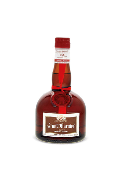 Grand Marnier Cordon Rouge, Orange Liqueur, France 375mL