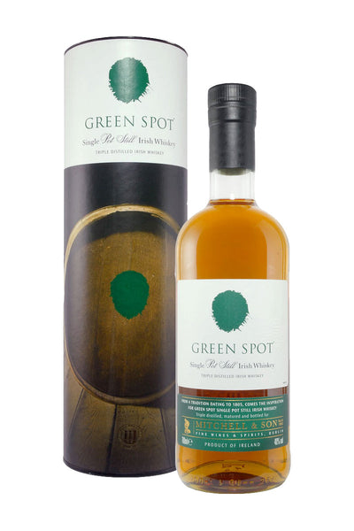 Green Spot, Single Pot Still Irish Whiskey 750mL - The Corkery Wine & Spirits