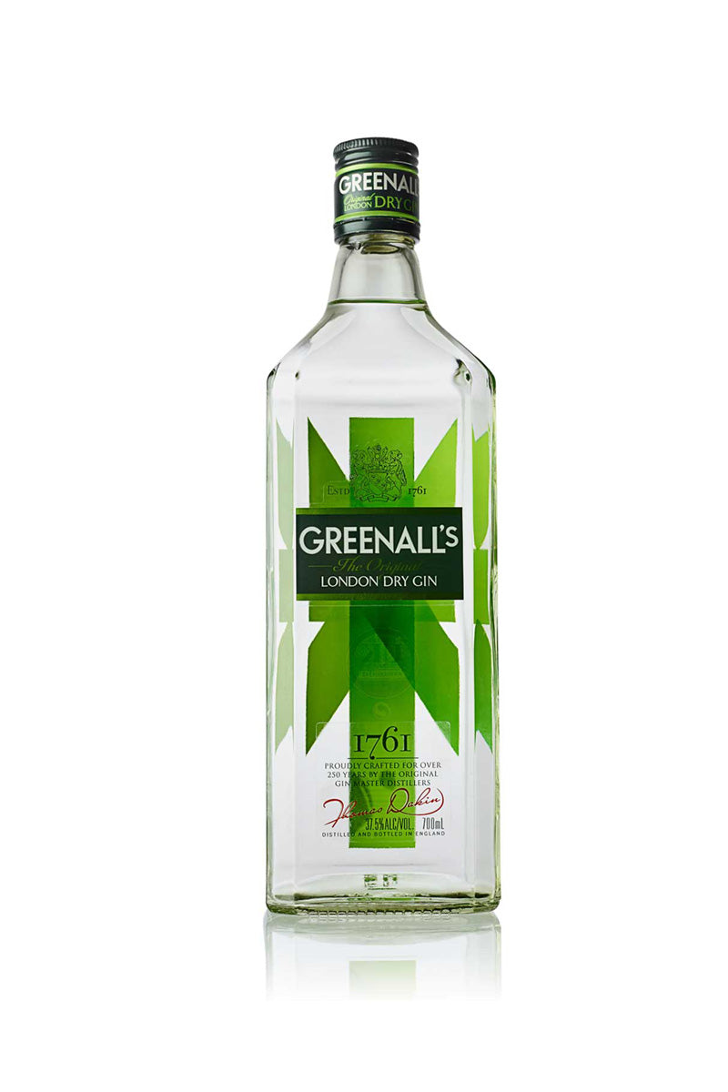 Greenall's London Dry Gin, England 1 Liter