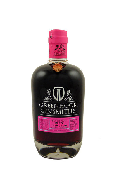 Greenhook Ginsmiths Beach Plum Gin 750mL