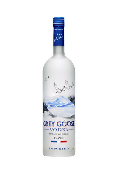 Grey Goose French Wheat Vodka 1L - The Corkery Wine & Spirits