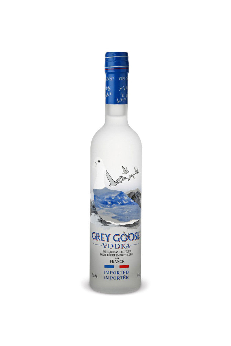 Grey Goose French Wheat Vodka 375ml - The Corkery Wine & Spirits