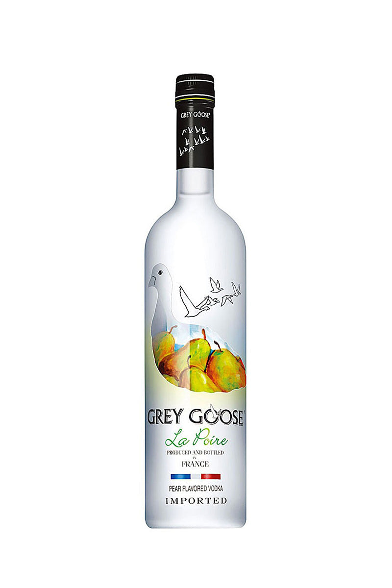 Grey Goose La Poire French Wheat Vodka 750mL