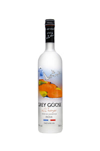 Grey Goose L'Orange French Wheat Vodka 200mL - The Corkery Wine & Spirits