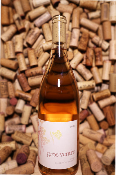 Gros Ventre Rose, El Dorado County, CA 2017 - The Corkery Wine & Spirits