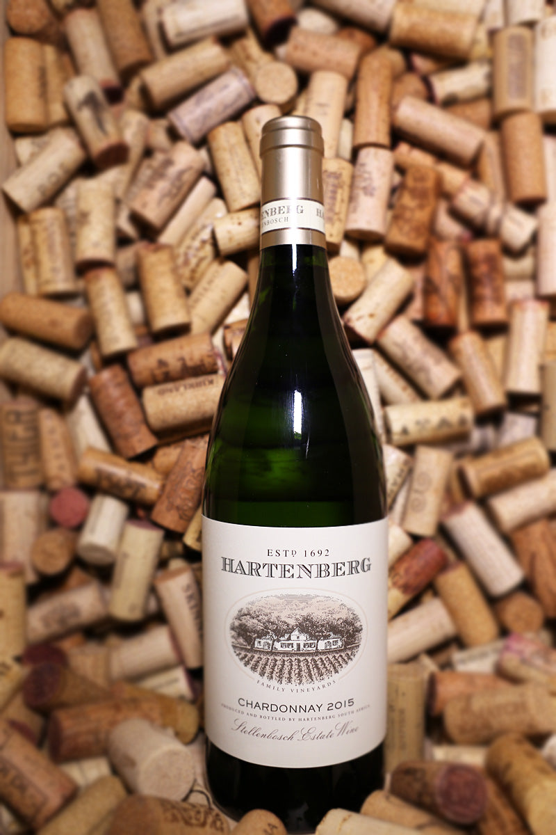 Hartenberg Estate Chardonnay Stellenbosch, South Africa 2015 - The Corkery Wine & Spirits