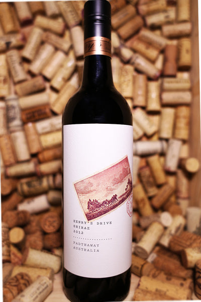 Henry's Drive Vignerons Shiraz, Padthaway, South Australia 2012 - The Corkery Wine & Spirits