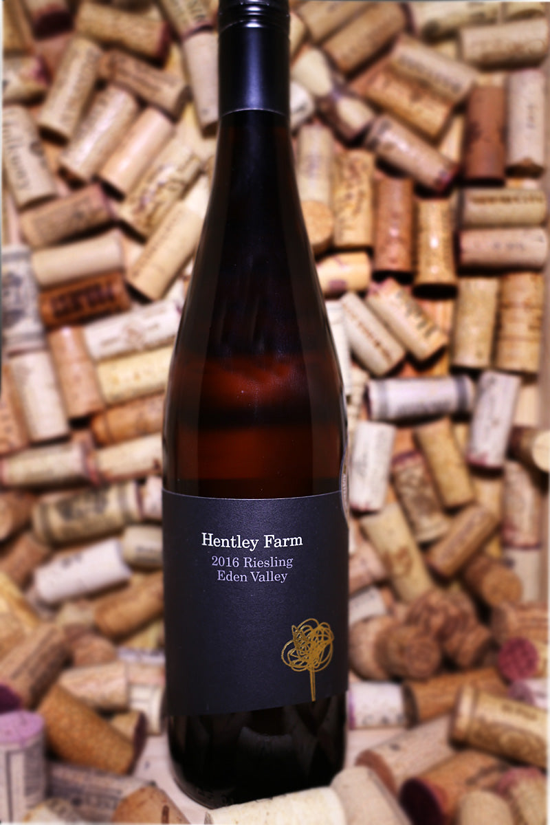 Hentley Farm, Riesling Eden Valley, South Australia 2016 - The Corkery Wine & Spirits