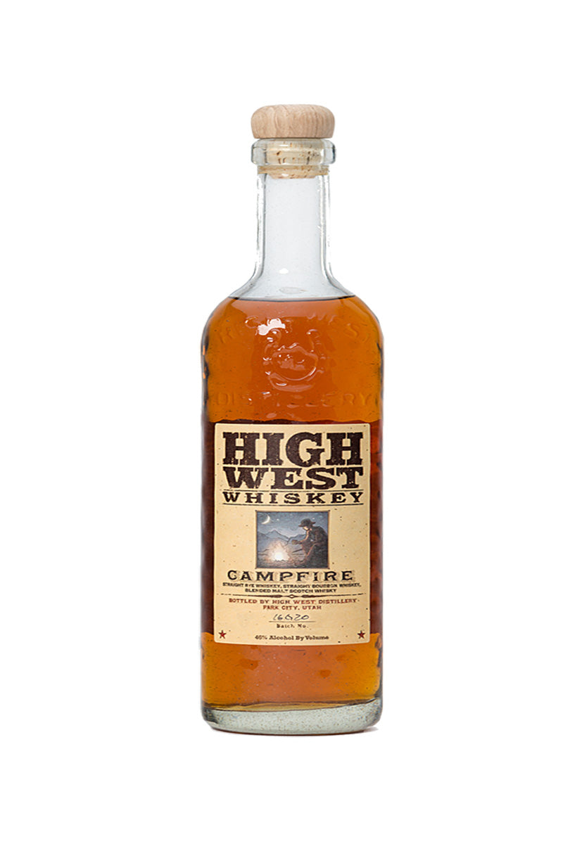 High West Campfire Whiskey, Park City, UT 375mL