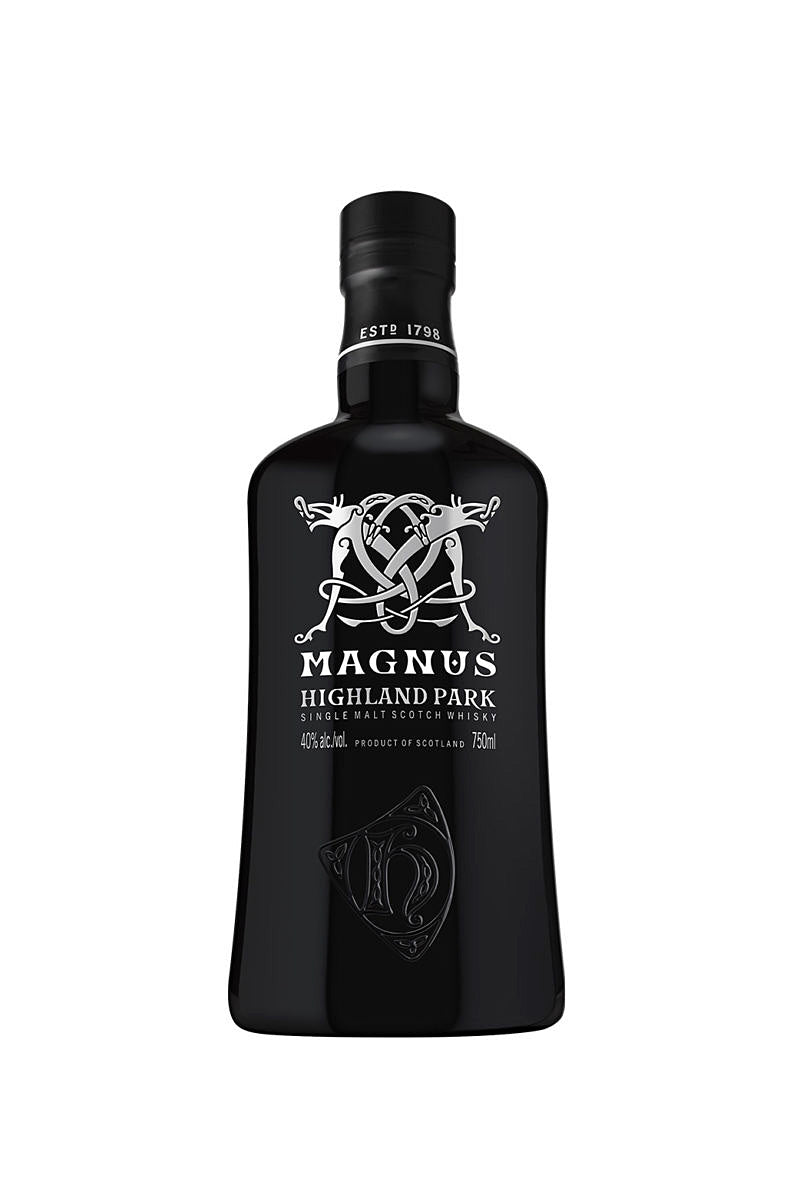 Highland Park Magnus Orkney Single Malt Scotch 750mL - The Corkery Wine & Spirits