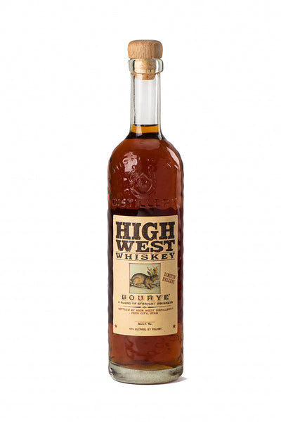 High West Bourye Whiskey, Park City, UT 750mL - The Corkery Wine & Spirits