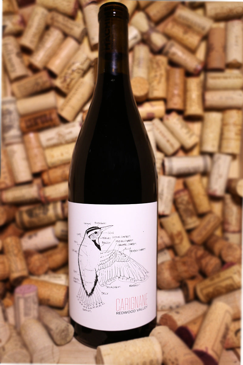 Hobo Wine Co. Folk Machine Avian Science Carignane, Redwood Valley, CA 2016 - The Corkery Wine & Spirits