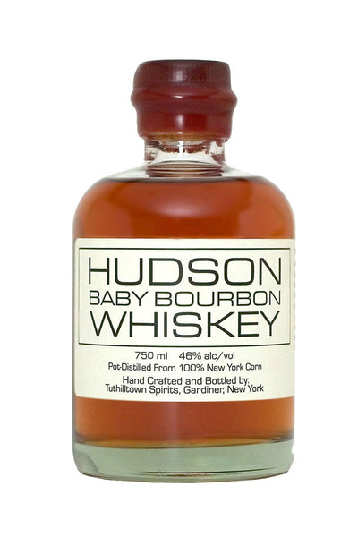 Tuthilltown Hudson Baby Bourbon, NY 750mL - The Corkery Wine & Spirits