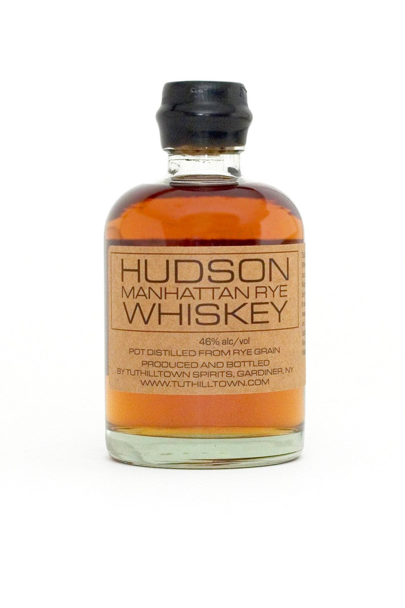 Tuthilltown Hudson Manhattan Rye Whiskey, NY 750mL - The Corkery Wine & Spirits