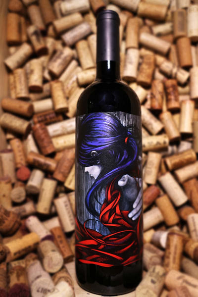 Intrinsic Red Blend Columbia Valley, Washington 2018