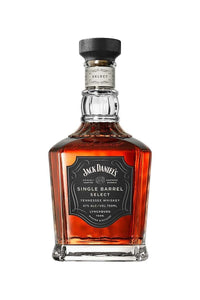 Jack Daniel's Single Barrel Select Tennessee Whiskey 750mL