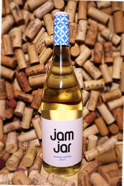 Jam Jar Sweet White South Africa 2018