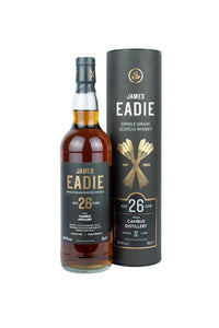 James Eadie Cambus Distillery 26 Year Single Grain Scotch (51.8% ABV)