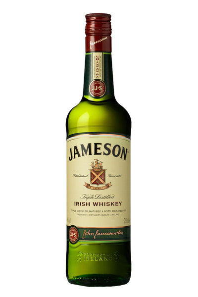 Jameson Irish Whiskey 750 mL - The Corkery Wine & Spirits