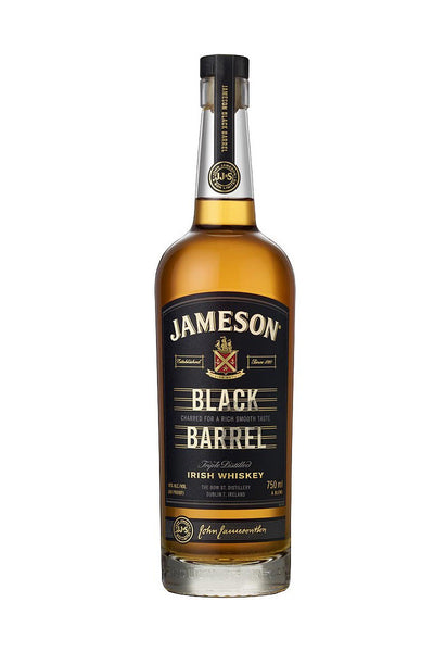 Jameson Black Barrel Irish Whiskey, 750mL - The Corkery Wine & Spirits