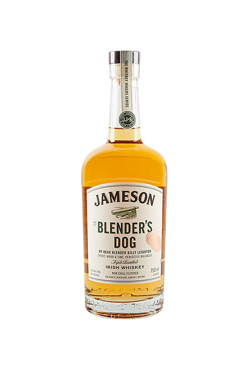 Jameson Irish Whiskey, The Blender's Dog 750mL