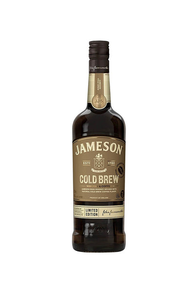 Jameson Cold Brew Irish Whiskey 750mL