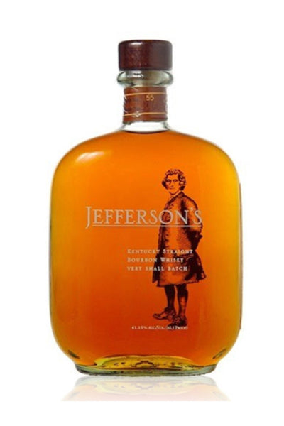 Jefferson's Very Small Batch Bourbon, Kentucky 750mL - The Corkery Wine & Spirits
