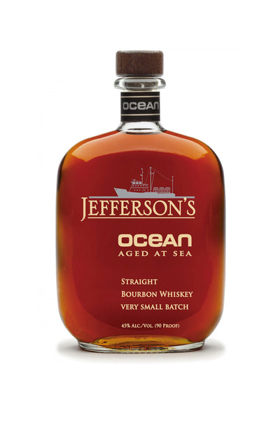 Jefferson's Ocean Aged at Sea Voyage 11 Very Small Batch, Kentucky, 750 mL