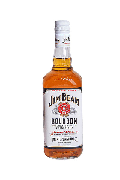 Jim Beam Straight Bourbon, Kentucky 750mL