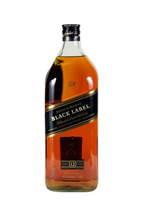Johnnie Walker Black Blended Scotch Whiskey 1.75L - The Corkery Wine & Spirits