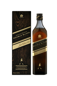 Johnnie Walker Double Black Blended Scotch Whiskey 750mL - The Corkery Wine & Spirits