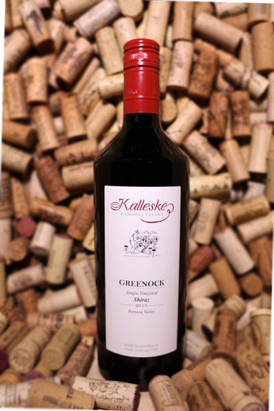 Kalleske Wines, Barossa Valley Shiraz, Greenock Single Vineyard, South Australia, Australia 2015