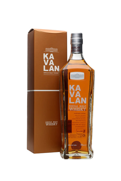 Kavalan Classical, Single Malt Whisky, Taiwan