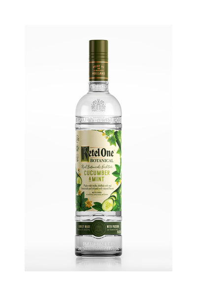Ketel One Botanical Cucumber & Mint, Netherlands 750mL