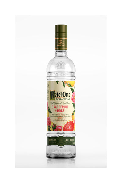 Ketel One Botanical Grapefruit & Rose, Netherlands 750mL