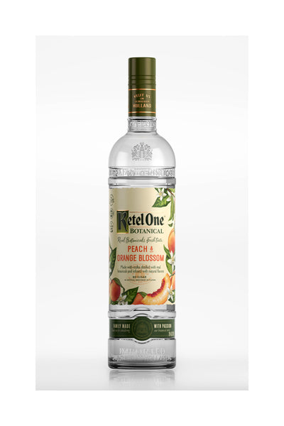 Ketel One Botanical Peach & Orange Blossom, Netherlands 750mL