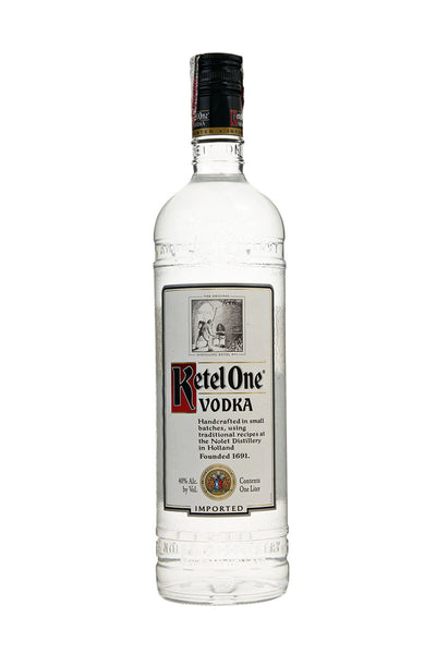 Ketel One Dutch Wheat Vodka 1L - The Corkery Wine & Spirits