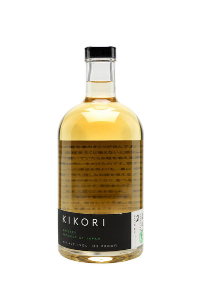 Kikori Japanese Rice Whiskey 750mL
