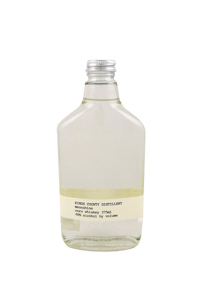 Kings County Distillery Moonshine, Brooklyn, NY 80 Proof 375mL