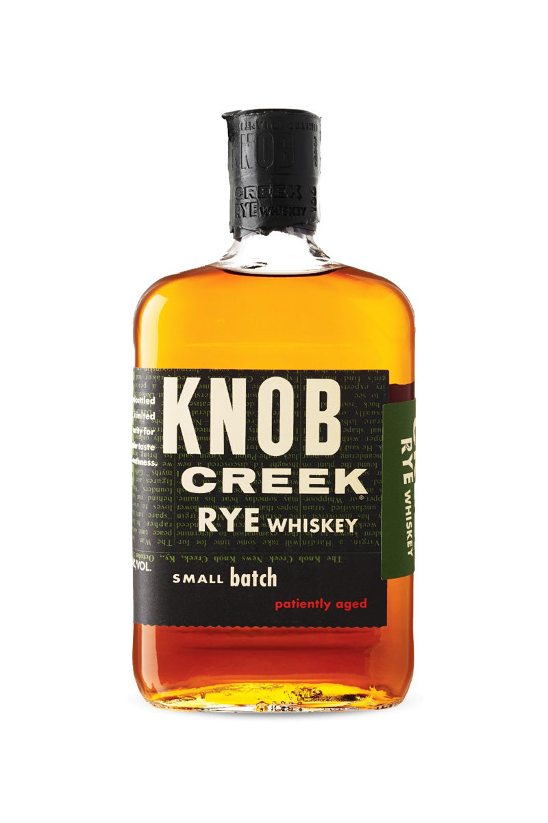 Knob Creek Small Batch Rye 100 Proof, Kentucky 750mL - The Corkery Wine & Spirits